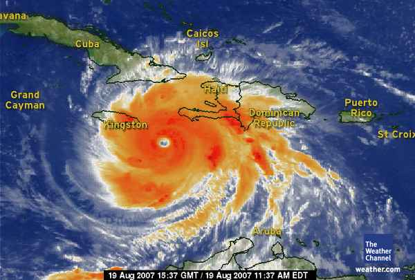Jamaican Geography: Jamaican Hydrosphere