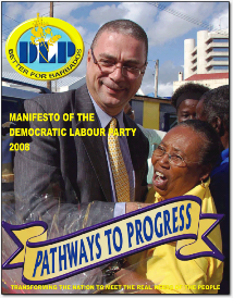 DLP 2008 Manifesto under heavy criticism by the Opposition.
