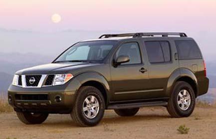 Nissan Pathfinder Tüm Yedek Parçaları