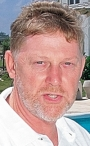 Adrian Loveridge - Owner of Peach & Quiet Hotel