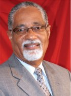 Harold Hoyte, Chairman of the Board of Directors of the Nation announced the return of Roy Morris