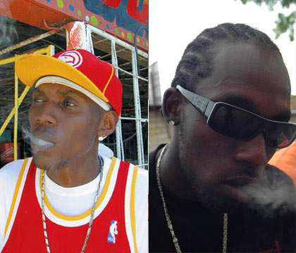 has scheduled performances of the Jamaican duo Movado and Vybz Kartel
