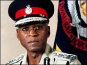 Commissioner of Police Darwin Dottin