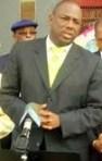 Rickford Burke, CGID President
